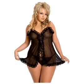 Каталог товаров «Эротическая одежда белье больших размеров»