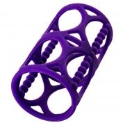 Фиолетовая насадка сетка на член