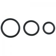 Набор из трёх различных эрекционных колец