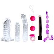 Набор из 7 секс-игрушек Fantasy Kit