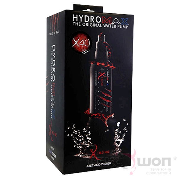 Гидропомпа для члена Bathmate Hydromax X40 Xtreme. Вид 2.