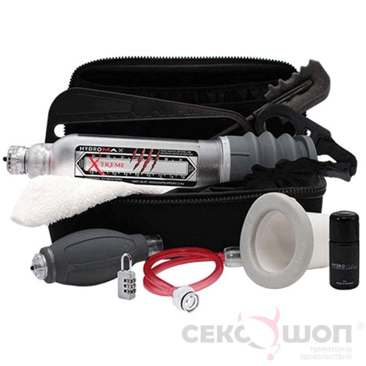 Мощная гидропомпа для члена Bathmate Hydromax X50 Xtreme. Вид 2.