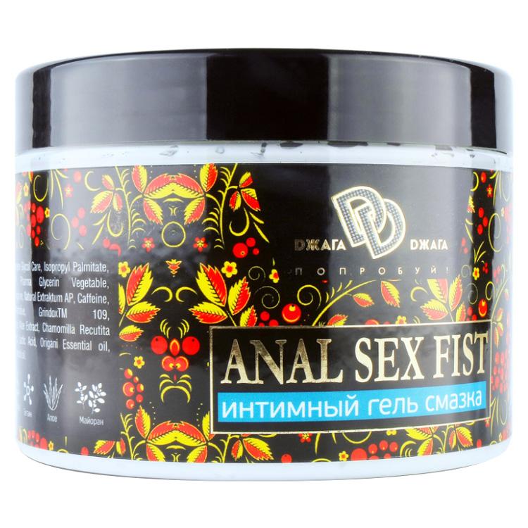 Лубрикант для фистинга Anal Sex Fist (500 мл). Вид 1.