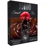 Оральный презерватив DOMINO Sweet Sex «Шоколад» (1 шт.)