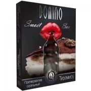 Оральный презерватив DOMINO Sweet Sex «Тирамису» (1 шт.)