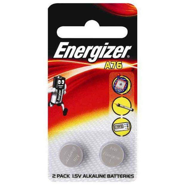Батарейки Energizer Alkaline типа LR44/A76 (2 шт.). Вид 1.