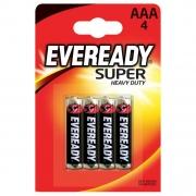 Батарейки EVEREADY SUPER R03 типа AAA (4 шт.)