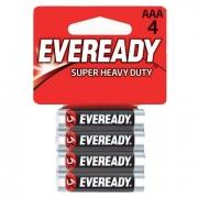 Батарейки EVEREADY R03 типа AAA (4 шт.)