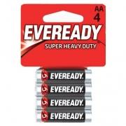 Батарейки EVEREADY R6 типа AA (4 шт.)