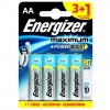 Батарейки Energizer MAX типа E91/AA (4 шт.). Вид 1.