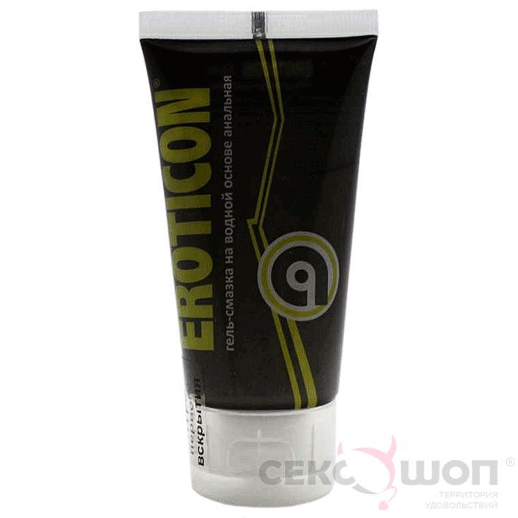 Анальная гель-смазка EROTICON (50 мл). Вид 1.