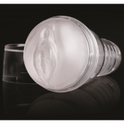 Прозрачный мастурбатор вагина Fleshlight Ice Lady Crystal