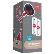 Комплект для зарядки батареек вибраторов Battery  HYBRID KIT