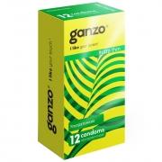 Ультратонкие кондомы Ganzo Ultra thin (12 шт.)