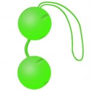 Вагинальные шарики Joyballs Trend (зеленые)