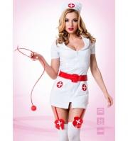 Костюм похотливой медсестры (M-L)