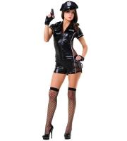 Костюм эротического полицейского (M-L)