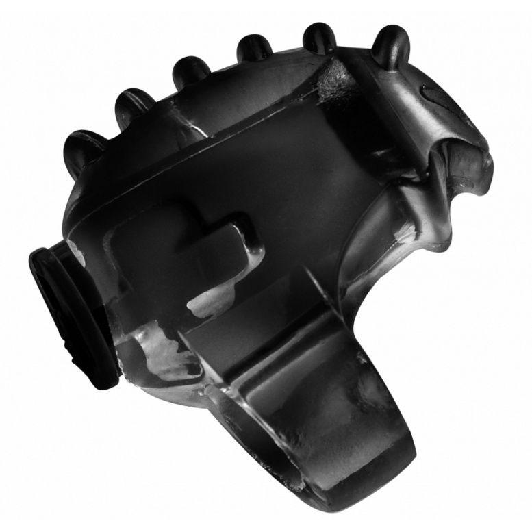 Насадка на палец Rings Chillax (черная). Вид 1.