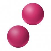 Вагинальные шарики без сцепки Emotions Lexy Large (розовые)