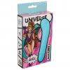 Мини-вибратор Universe Secret Flower (голубой). Вид 4.