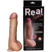 Гигантский фаллоимитатор REAL Next №31 (24 см)