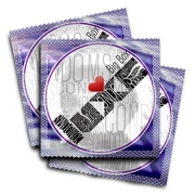 Цветные презервативы LUXE Rich collection (3 шт.)