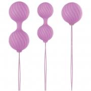 Набор силиконовых шариков Luxe O  Weighted Kegel Balls