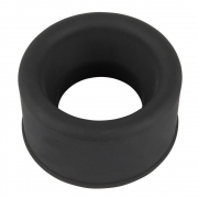 Чёрная манжета для вакуумной помпы Universal Sleeve Silicone