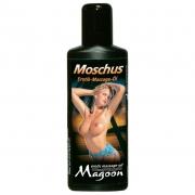 Массажное масло с ароматом мускуса (100 мл)