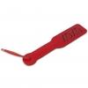 Красная шлёпалка ХоХо (31,5 см). Вид 2.