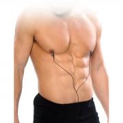Электрические зажимы для сосков Shock Therapy Nipple Clamps