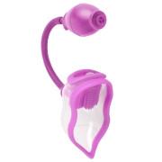 Помпа для вагины Perfect Touch Vibrating Vaginal Pump