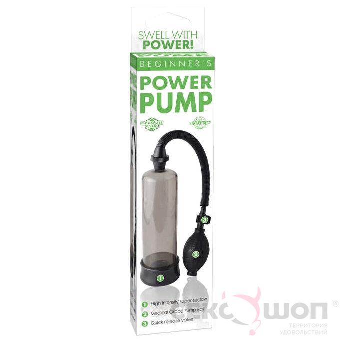 Вакуумная помпа для начинающих Beginner's Power Pump. Вид 2.