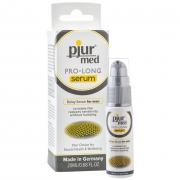 Пролонгирующая сыворотка pjur MED Pro-long Serum (20 мл)
