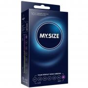 Презервативы большого размера MY.SIZE шириной 69 мм (10 шт.)