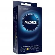 Презервативы MY.SIZE шириной 53 мм (10 шт.)