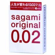 Ультратонкие презервативы Sagami Original (3 шт.)