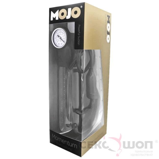 Вакуумная помпа с манометром для увеличения члена Mojo. Вид 2.