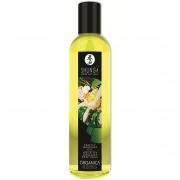 Массажное масло Organica с ароматом зеленого чая (250 мл)