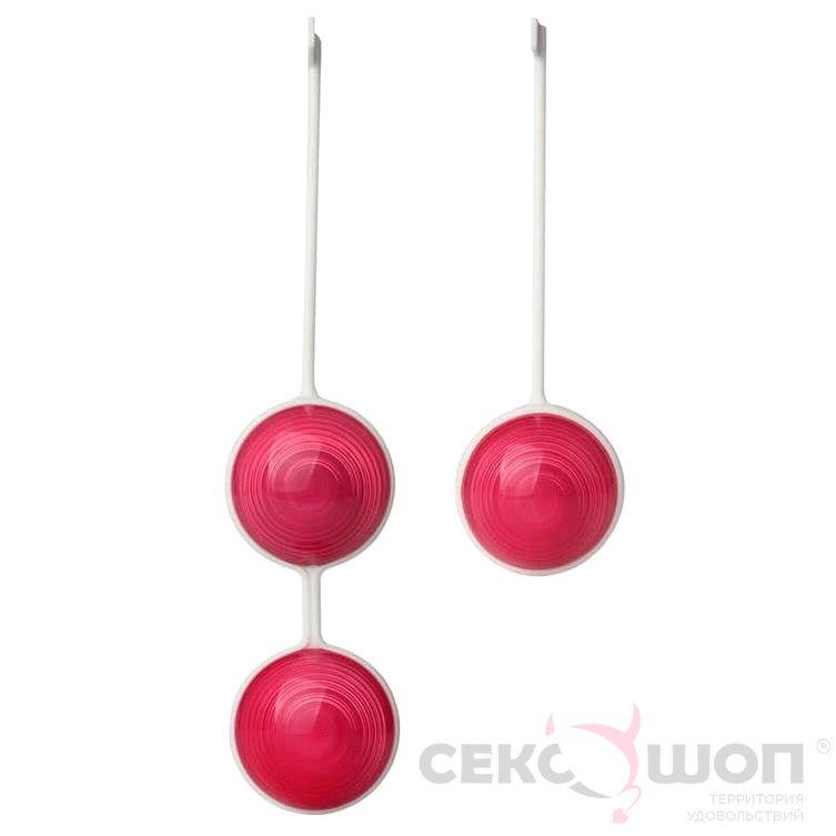 Набор съемных вагинальных шариков Kegel Ball. Вид 1.