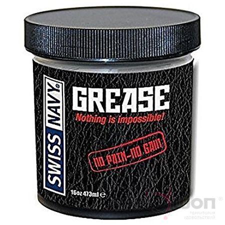 Крем для фистинга Grease (473 мл). Вид 1.