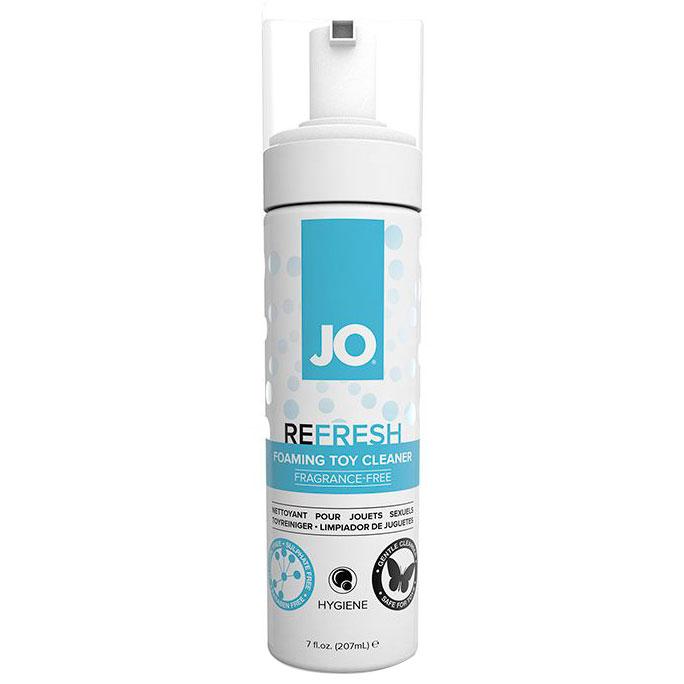 Чистящее средство для игрушек JO Refresh (207 мл). Вид 1.