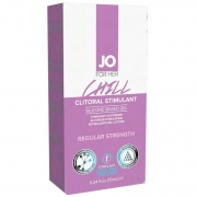 Возбуждающий гель мягкого действия JO CLITORAL CHILL (10 мл)