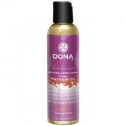 Массажное масло с феромонами и тропическим ароматом (125 мл)