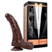 Фаллоимитатор  DISCONTINUE - Skinsation Black Tie Affaire, filippo