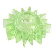 Эрекционное кольцо солнце (зеленое)