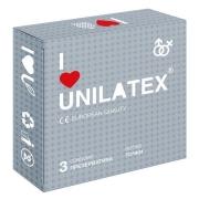 Презервативы с точками Unilatex Dotted (3 шт.)