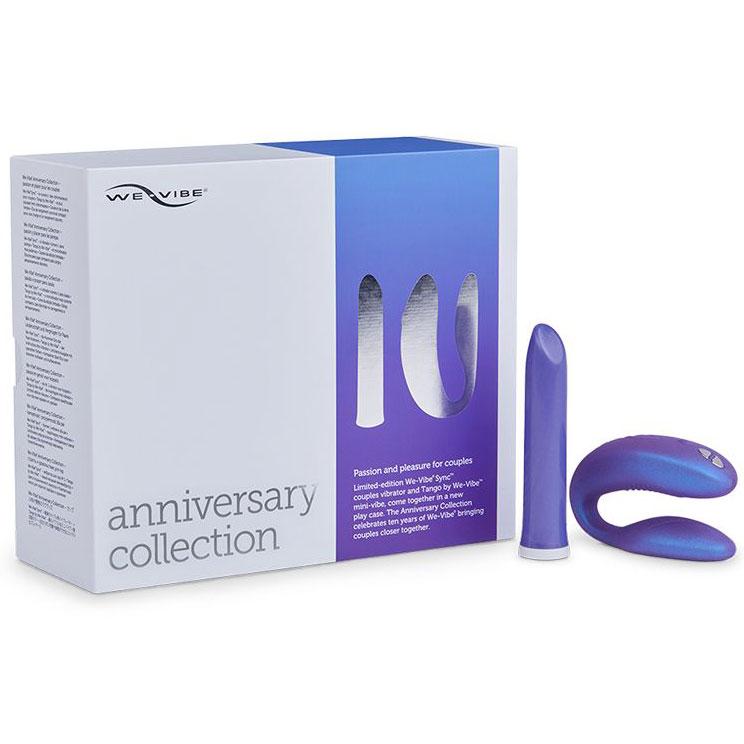 Подарочный набор We-Vibe Anniversary Collection. Вид 3.