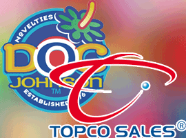 История брендов Doc Johnson и Topco Sales